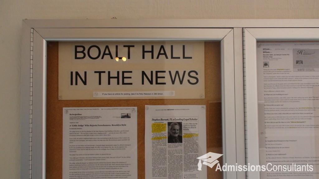 Boalt Hall