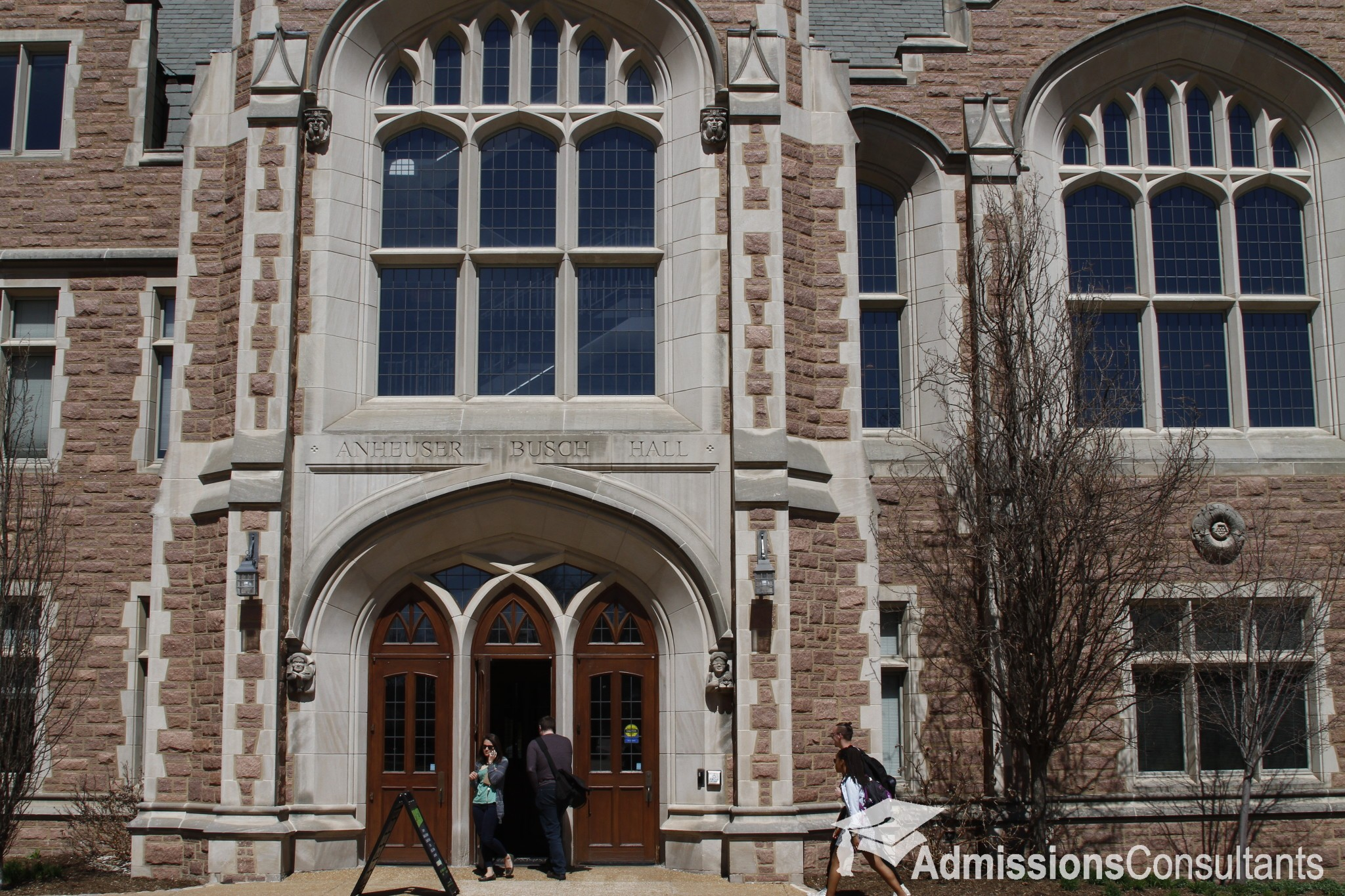 Washington University law school admission